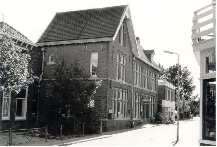 01385: Middelweg 77-79 postkantoor,1986