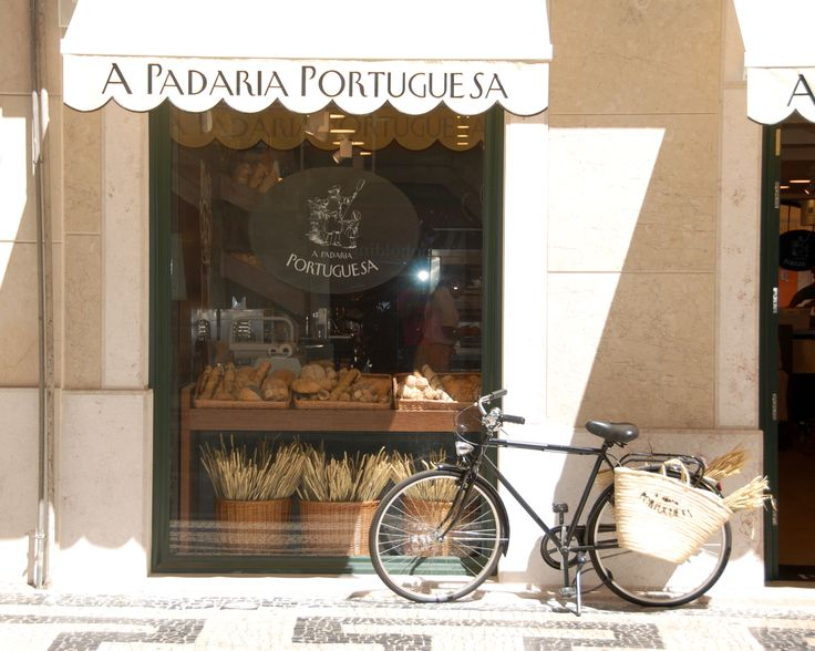 A Padaria Portuguesa - Lisboa 2016