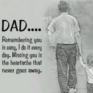 Deceased Fathers Day Quotes From Daughter...