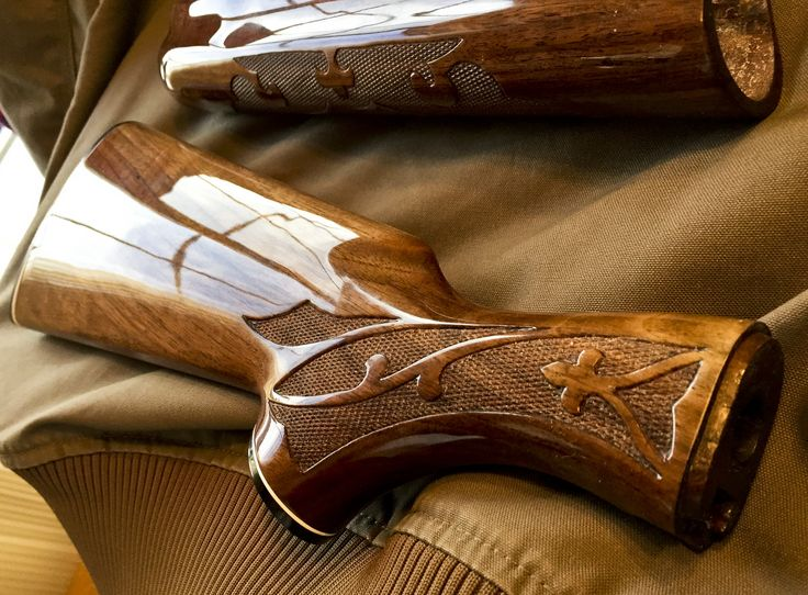 Best gunstock relief carving inlay images on