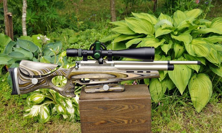 Daystate Mk IV Platinum LE No: 23/100.   Probably the best Field Target discipline PCP rifle ... in the world!  Magic electronic trigger mechanism.  Perfect balance, grip and accuracy.  May 2010.