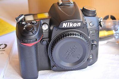 Nikon D7000 D-7000  DSLR Kamera Digital, OVP, nur 4709 Auslösungen, TOP!