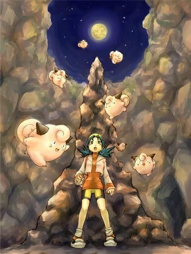 Pokemon Crystal - Trainer Kris -