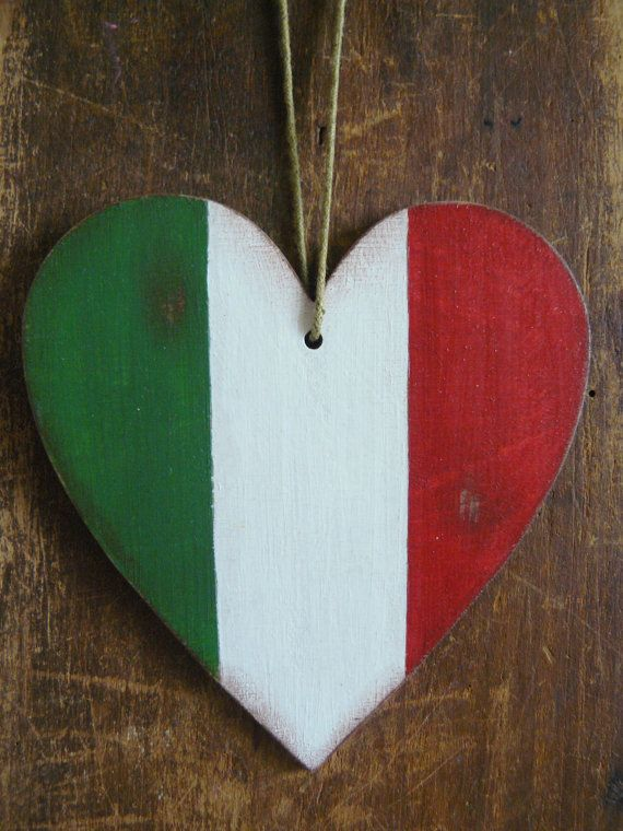 Italy flag Italian flag car decoration home decoration by annadw, $7.00