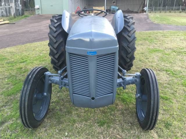 Up for sale  my recently restored Fergie  Bought with the intent to do up and keep as the forever tractor for use on our little farm Now that the restoration ..., 1139223231