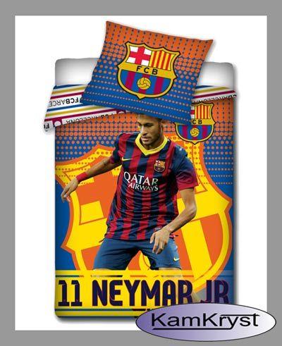 Bedding Neymar FC Barcelona | Pościel Neymar FC Barcelona #fc_barcelona #neymar_bedding #barcelona_bedding