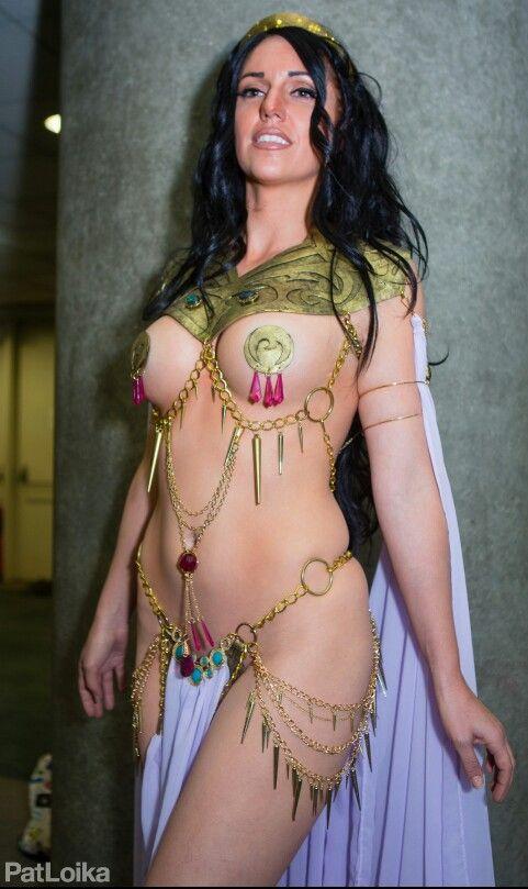 Express gratitude Princess of mars dejah thoris cosplay