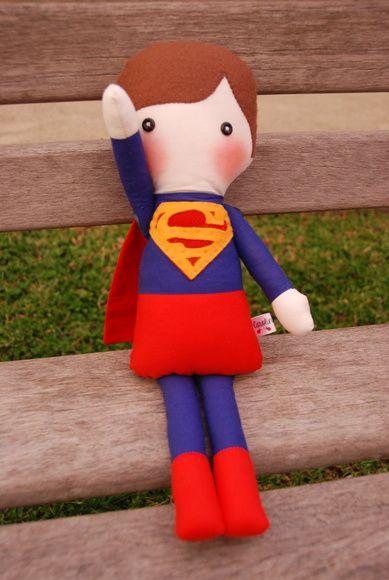 Super Heróis Carolindinhas