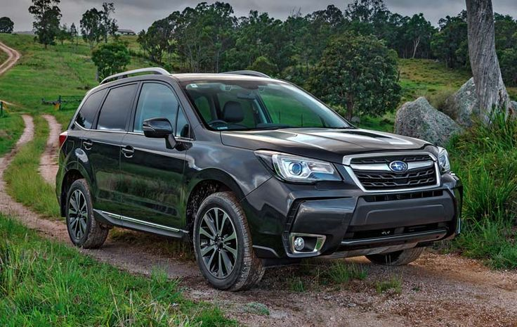 2018 Subaru Forester overview