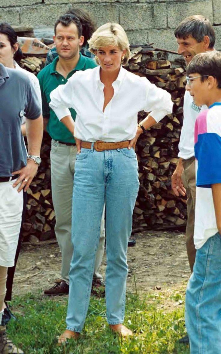Weekly Celeb Replicate Princess Diana Princess diana