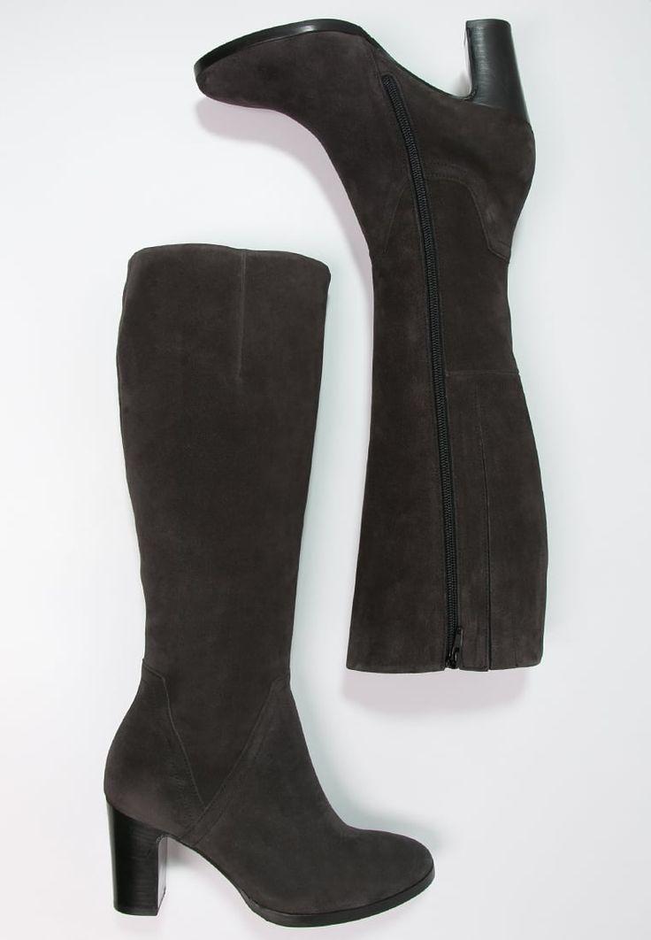 Gabor Boots - dark grey - Zalando.co.uk