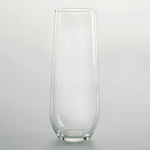 One of my favorite discoveries at WorldMarket.com: Stemless Champagne Flutes, Set of 4
