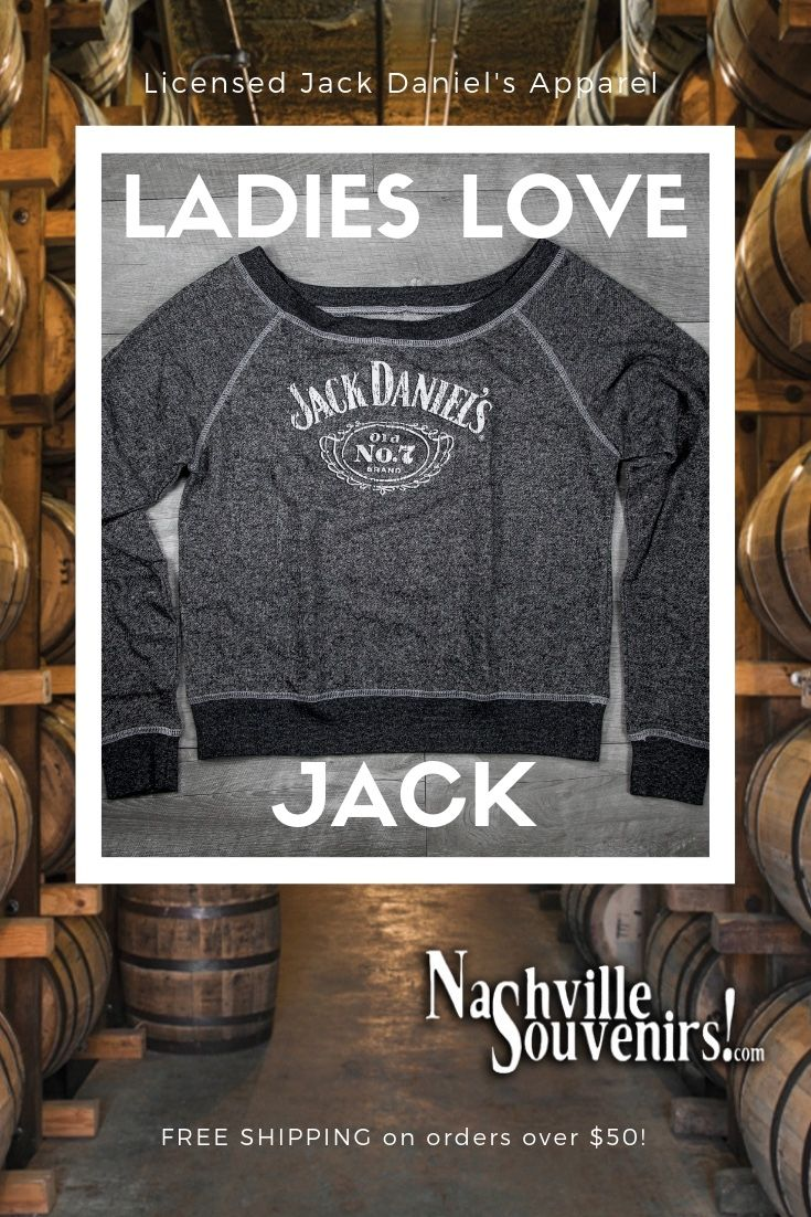 Ladies Jack Daniels French Terry Pullover Sweatshirt Sweatshirts Ladies Jack Daniels Jack Daniels Shirt [ 1102 x 735 Pixel ]