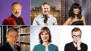BBC star salaries to be revealed  BBC News