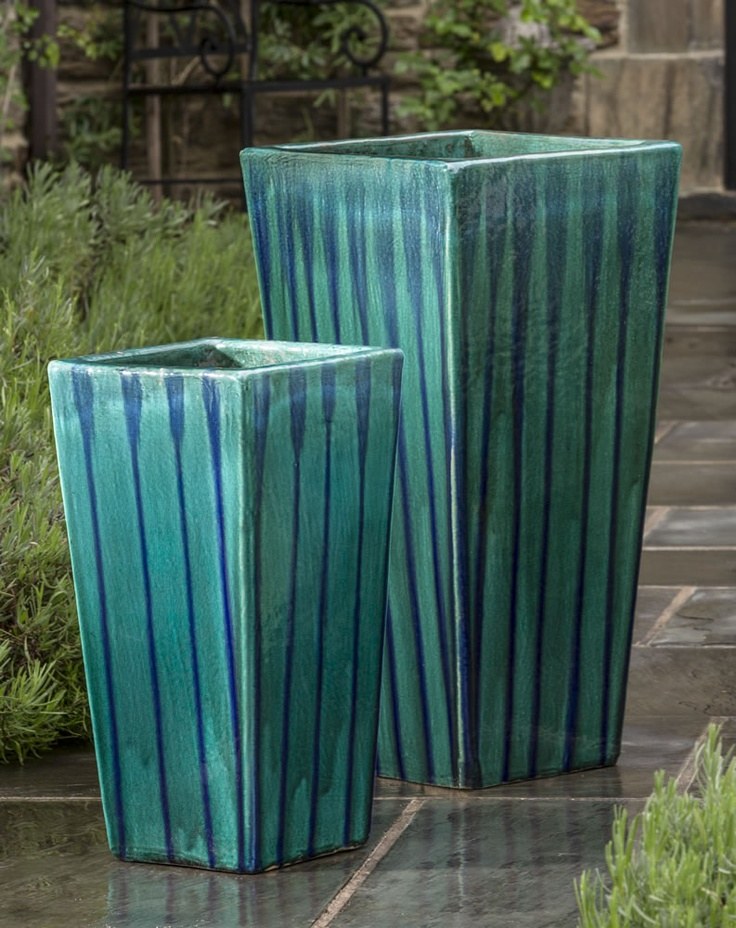 17 Best Images About Glazed And Ceramic Planters And 400 x 300