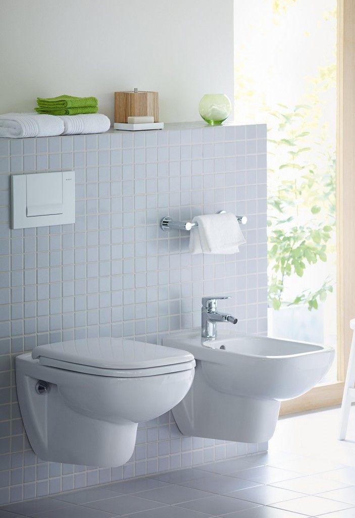 Charming Bathroom Designs · Bidet Sospesi D Code Di Duravit #duravit #bagno  #sanitari #cosedicasa #