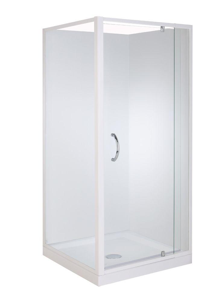 Posh Showers | Kensington | Square Shower System  $894 on sale