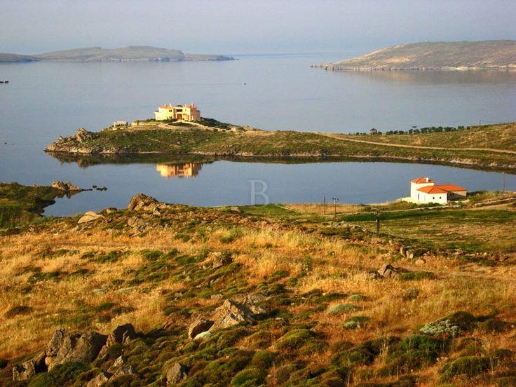 Mer Égée, Lesbos, Grèce, EGELES 901
