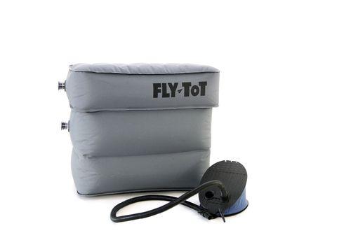 Fly-Tot   hulpmiddel voor lange vluchten met kids!!