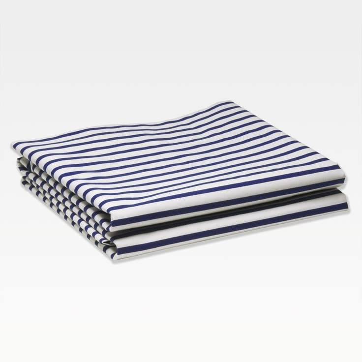 Striped sheetsBeds, Sheet Sets, Sailors Stripes, Nautical Bedrooms, Navy Sheet, Stripes Sailors, Sailors Navy, Bedrooms Ideas, Stripes Sheet