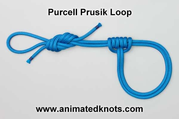 Purcell Prusik Set