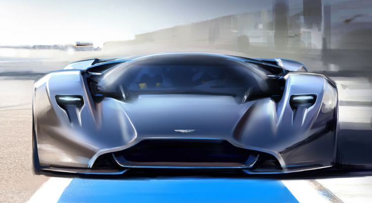 Foto de Aston Martin DP-100 Vision Gran Turismo (3/17)