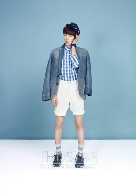 2AM's Jo Kwon // The Star // July 2013