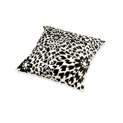 Dalia Black and White Cushion by Missoni Home