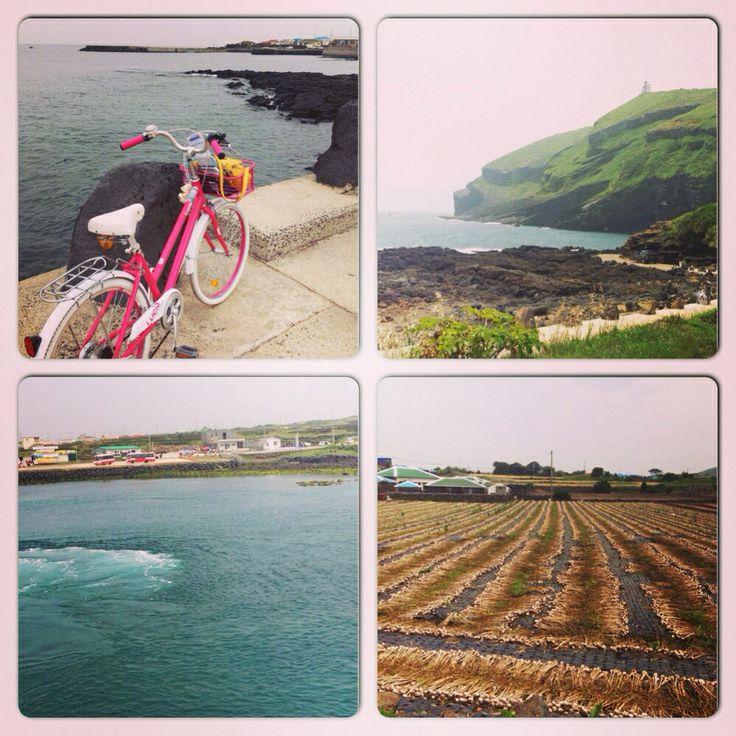 Udo - Korea. Cycled around the island!! Fun fun fun!
