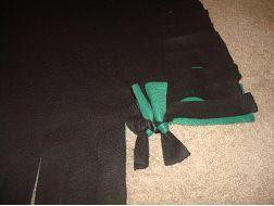 Tie Blanket Tutorial