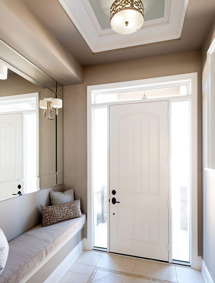 Simple Foyer Decor Design Inspirations