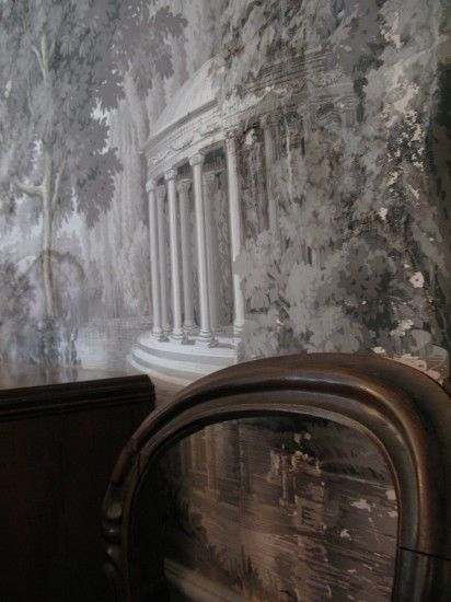 Gorgeous Zuber paper: French Dreams, Ads Murals, Landscape Grisail, Italian Landscape, Wallpapers Italian, Wall Treatments Murals Fresco, Murals Art, Zuber Wallpapers, Gorgeous Zuber