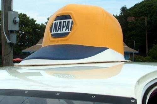 Napa Auto Parts - Store Deliver Truck Hat