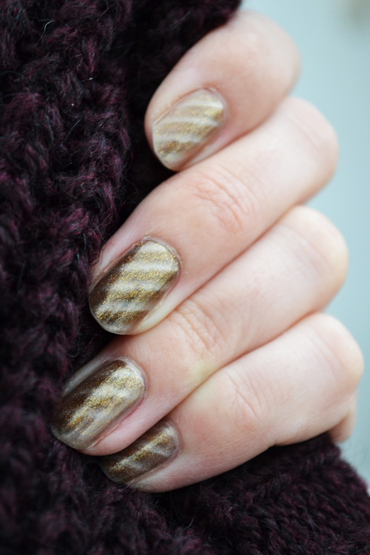 The 110 best magnetic nail polish & nail art design gallery by Nded ...
