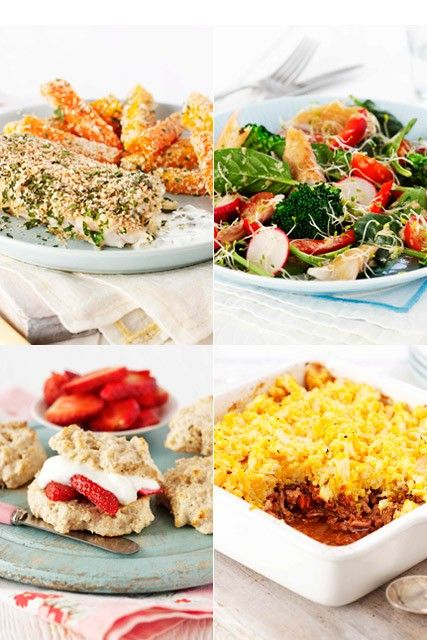Dukan diet recipes that will make post-Christmas slimming seem totally doable...
