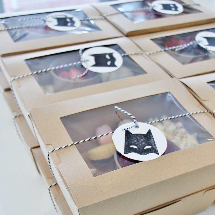 Batman lunch boxes