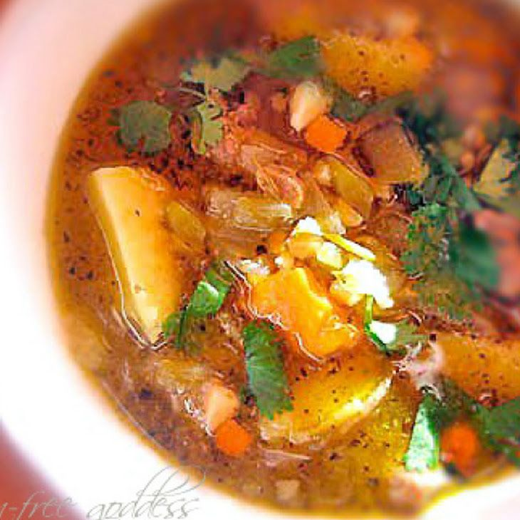 New Mexican Stew with Ground Turkey + Green Chiles Recipe | Dinner ...