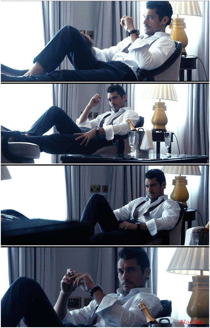 BTS || David Gandy for GQMéxico, October 2016
