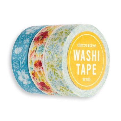 Katie Daisy Washi Tape!