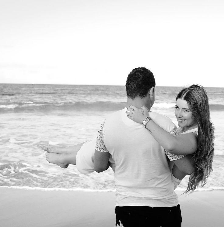 Couple Beach Shoot