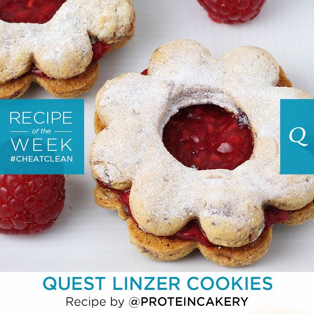 Simply delicious (and deliciously simple), these #CheatClean cookies are irresistible.  This recipe by @proteincakery will delight your friends and family.