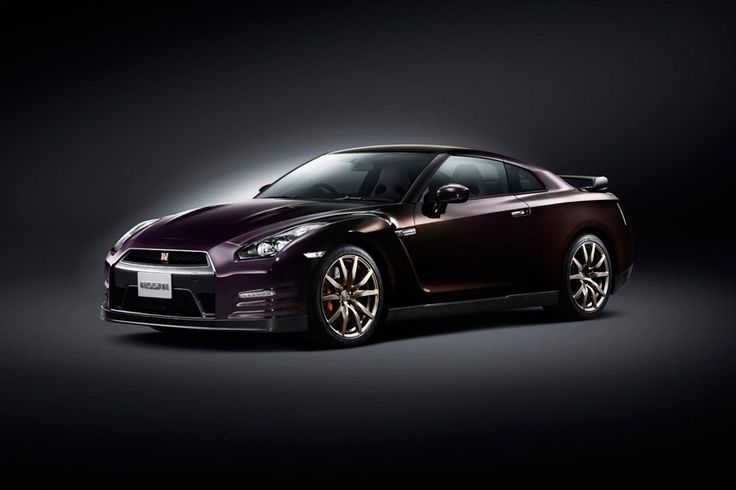 Image of Nissan Unveils the 2014 GT-R Special Edition
