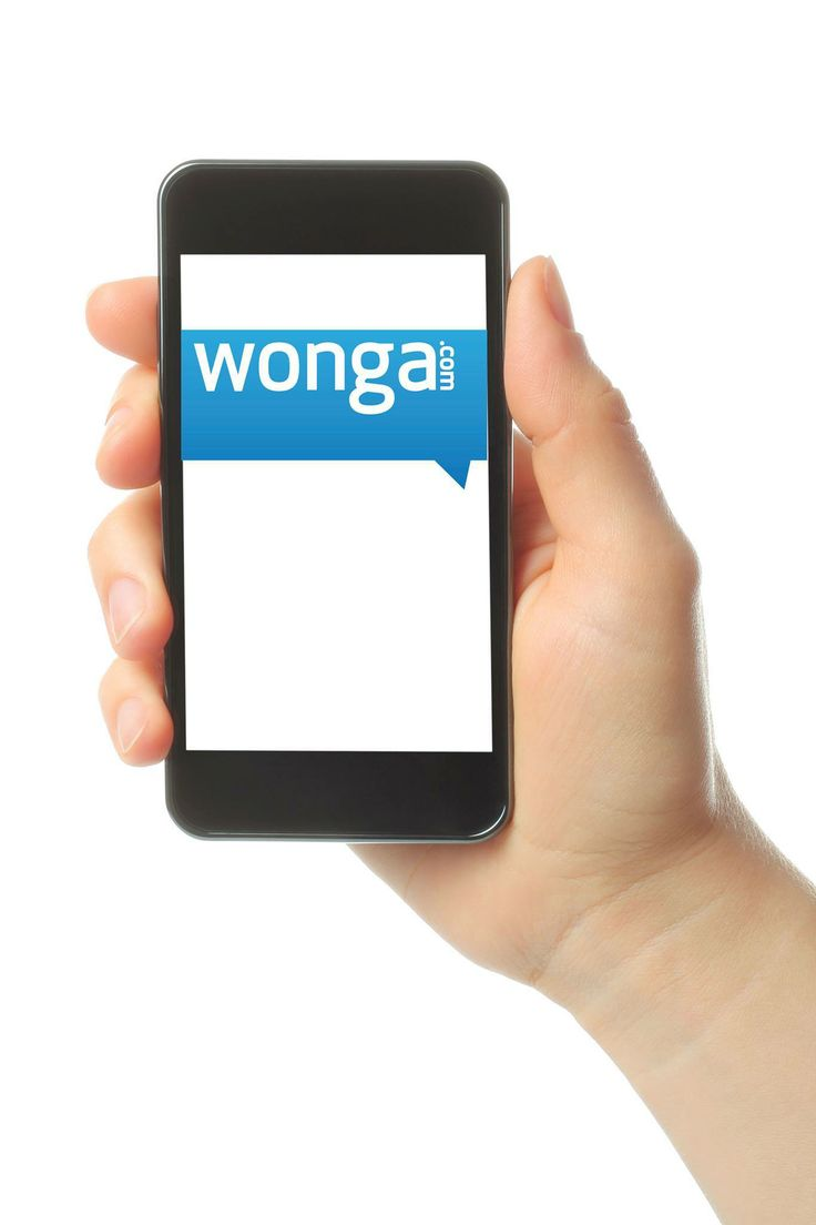 Did you know we have a mobile site? Check it out on your smartphone: https://www.wonga.com/  Flexible, short term loans that give you lots of control