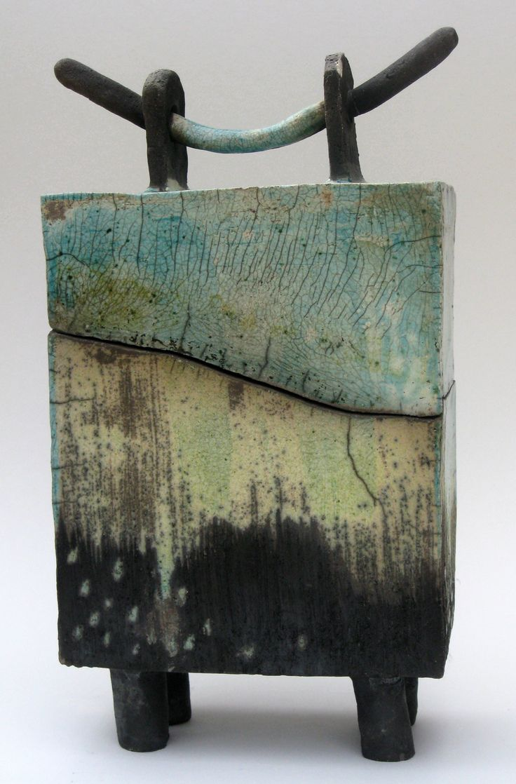 About Slab Box On Pinterest Coloring Pages Ceramics And Student - Raku by marike hoekstra