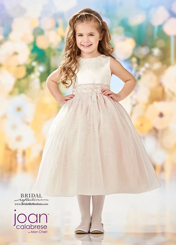 4e8112e4da8 Joan Calabrese Flower Girl Dress Collection