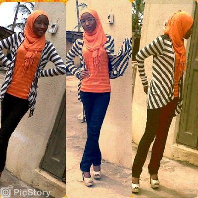 Cute hijabs