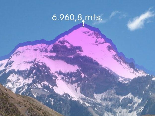 Cerro Aconcagua - Mendoza - Argentina