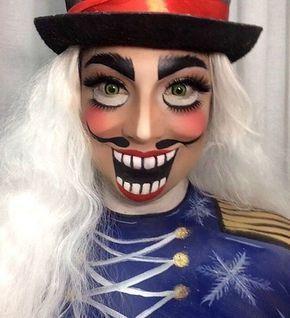 Nussknacker Kostüm selber machen | Kostüm-Idee zu Karneval, Halloween, Weihnachten & Fasching