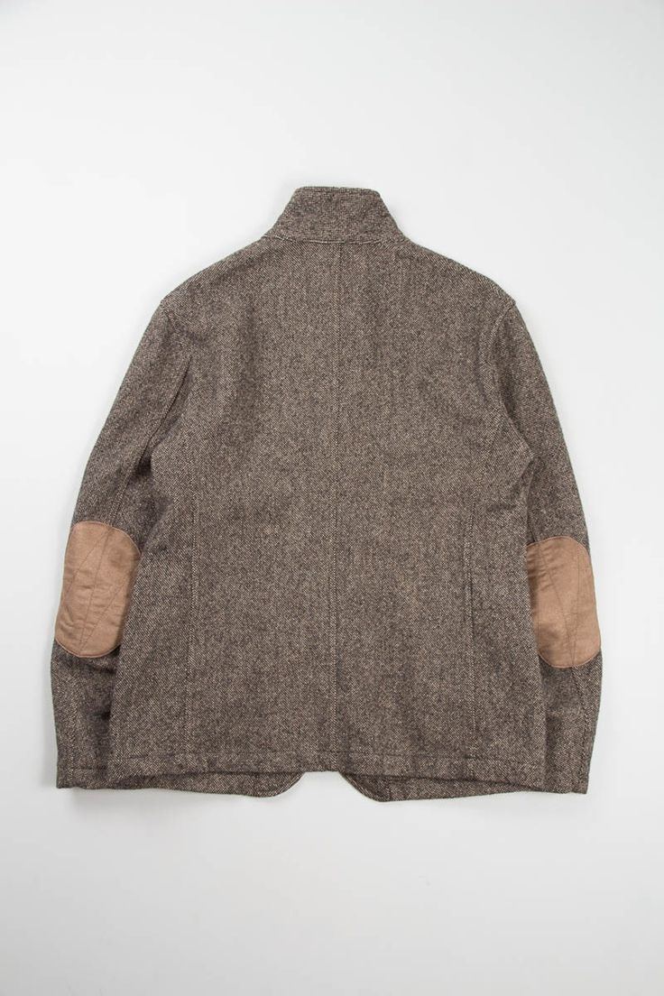 Engineered Garments // Bedford Brown Homespun