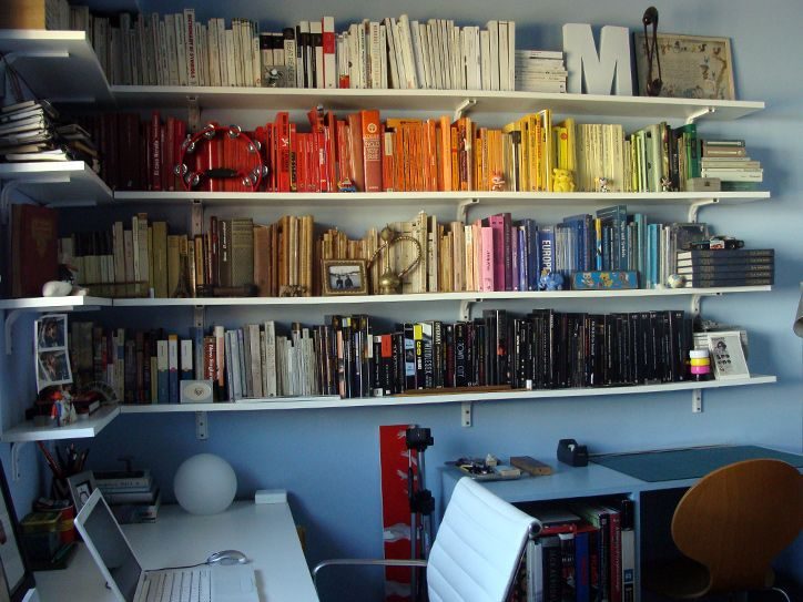 Casa Chaucha » Unión complementaria libros x colores